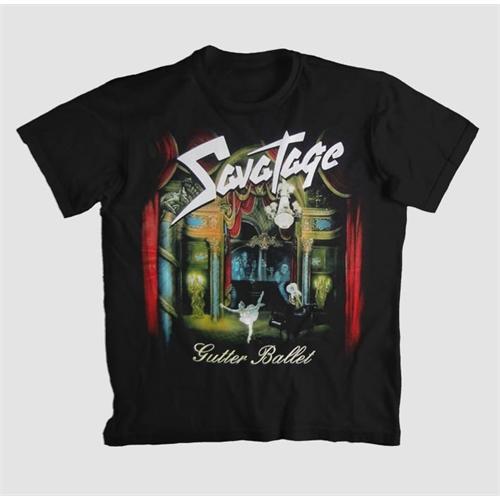 426be392e2d78 Camiseta Savatage - Gutter Ballet. clique na imagem para ampliar