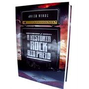 Livro A História do Rock de Rio Preto