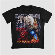 Camiseta Iron Maiden - The Number Of The Beast