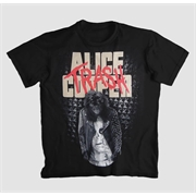 Camiseta Alice Cooper - Trash