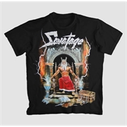 Camiseta Savatage - Hall Of The Mountain King