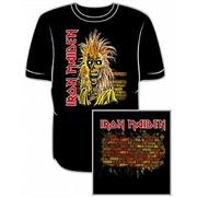 Camiseta Iron Maiden - S/T