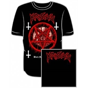 Camiseta Krisiun - Black Force Domain