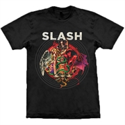 Camiseta Slash - Apocalyptic Love